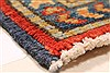Kazak Red Runner Hand Knotted 410 X 153  Area Rug 250-28418 Thumb 13