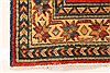 Kazak Red Runner Hand Knotted 410 X 153  Area Rug 250-28418 Thumb 1