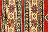 Kazak Red Runner Hand Knotted 410 X 153  Area Rug 250-28418 Thumb 2