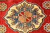 Kazak Red Runner Hand Knotted 410 X 153  Area Rug 250-28418 Thumb 3