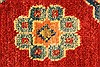 Kazak Red Runner Hand Knotted 410 X 153  Area Rug 250-28418 Thumb 5