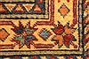 Kazak Red Runner Hand Knotted 410 X 153  Area Rug 250-28418 Thumb 6