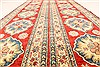Kazak Red Runner Hand Knotted 410 X 153  Area Rug 250-28418 Thumb 7