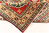 Kazak Red Runner Hand Knotted 410 X 153  Area Rug 250-28418 Thumb 9