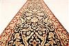 Jaipur Black Runner Hand Knotted 26 X 200  Area Rug 250-28420 Thumb 4