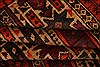 Baluch Orange Hand Knotted 30 X 50  Area Rug 253-28421 Thumb 3