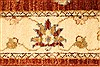 Ziegler Beige Runner Hand Knotted 25 X 201  Area Rug 250-28422 Thumb 2