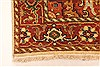 Serapi Beige Runner Hand Knotted 26 X 201  Area Rug 250-28424 Thumb 1