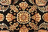 Sarouk Red Octagon Hand Knotted 186 X 186  Area Rug 250-28426 Thumb 2