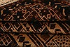 Baluch Beige Hand Knotted 30 X 47  Area Rug 100-28427 Thumb 3