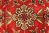 Jaipur Beige Round Hand Knotted 80 X 80  Area Rug 250-28429 Thumb 1