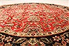 Jaipur Beige Round Hand Knotted 80 X 80  Area Rug 250-28429 Thumb 3