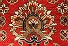 Jaipur Beige Round Hand Knotted 80 X 80  Area Rug 250-28429 Thumb 9
