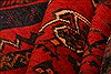 Baluch Red Hand Knotted 33 X 410  Area Rug 253-28430 Thumb 2