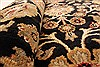 Jaipur Black Round Hand Knotted 710 X 710  Area Rug 250-28433 Thumb 5