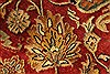 Tabriz Beige Hand Knotted 1111 X 1411  Area Rug 250-28436 Thumb 11
