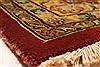 Tabriz Beige Hand Knotted 1111 X 1411  Area Rug 250-28436 Thumb 14