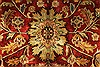 Tabriz Beige Hand Knotted 1111 X 1411  Area Rug 250-28436 Thumb 2