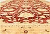 Chobi Brown Hand Knotted 1111 X 147  Area Rug 250-28439 Thumb 3