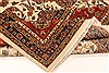 Agra Beige Hand Knotted 120 X 150  Area Rug 250-28443 Thumb 6