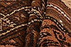 Baluch Brown Hand Knotted 30 X 47  Area Rug 100-28444 Thumb 2