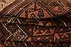 Baluch Brown Hand Knotted 30 X 47  Area Rug 100-28444 Thumb 3