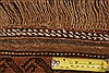 Baluch Brown Hand Knotted 30 X 47  Area Rug 100-28444 Thumb 4