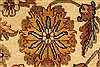 Kashmar Beige Hand Knotted 1110 X 1411  Area Rug 250-28446 Thumb 11