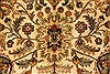 Kashmar Beige Hand Knotted 1110 X 1411  Area Rug 250-28446 Thumb 2