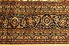 Kashmar Beige Hand Knotted 1110 X 1411  Area Rug 250-28446 Thumb 3