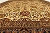Kashmar Beige Hand Knotted 1110 X 1411  Area Rug 250-28446 Thumb 4