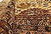 Kashmar Beige Hand Knotted 1110 X 1411  Area Rug 250-28446 Thumb 7