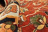Serapi Red Hand Knotted 116 X 175  Area Rug 250-28456 Thumb 7