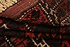 Baluch Brown Hand Knotted 30 X 47  Area Rug 100-28457 Thumb 3