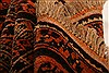 Baluch Orange Hand Knotted 33 X 47  Area Rug 253-28459 Thumb 3
