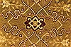 Agra Beige Hand Knotted 120 X 154  Area Rug 250-28462 Thumb 11