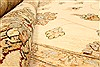 Ziegler Beige Hand Knotted 120 X 149  Area Rug 250-28463 Thumb 7