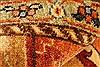 Serapi Beige Hand Knotted 129 X 149  Area Rug 250-28464 Thumb 9
