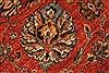 Pishavar Red Hand Knotted 1110 X 151  Area Rug 250-28468 Thumb 10