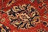 Pishavar Red Hand Knotted 1110 X 151  Area Rug 250-28468 Thumb 11
