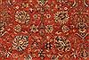 Pishavar Red Hand Knotted 1110 X 151  Area Rug 250-28468 Thumb 2