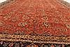 Pishavar Red Hand Knotted 1110 X 151  Area Rug 250-28468 Thumb 4