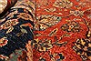 Pishavar Red Hand Knotted 1110 X 151  Area Rug 250-28468 Thumb 7