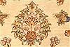 Pishavar Beige Hand Knotted 1111 X 183  Area Rug 250-28469 Thumb 4