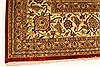 Kashmar Beige Hand Knotted 119 X 153  Area Rug 250-28470 Thumb 1