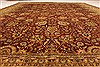 Kashmar Beige Hand Knotted 119 X 153  Area Rug 250-28470 Thumb 6