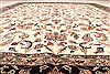 Agra Beige Hand Knotted 1111 X 155  Area Rug 250-28474 Thumb 12