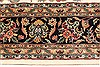 Agra Beige Hand Knotted 1111 X 155  Area Rug 250-28474 Thumb 3