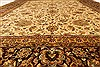 Kashmar Beige Hand Knotted 120 X 150  Area Rug 250-28475 Thumb 3