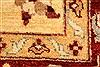 Pishavar Beige Hand Knotted 65 X 81  Area Rug 250-28484 Thumb 11